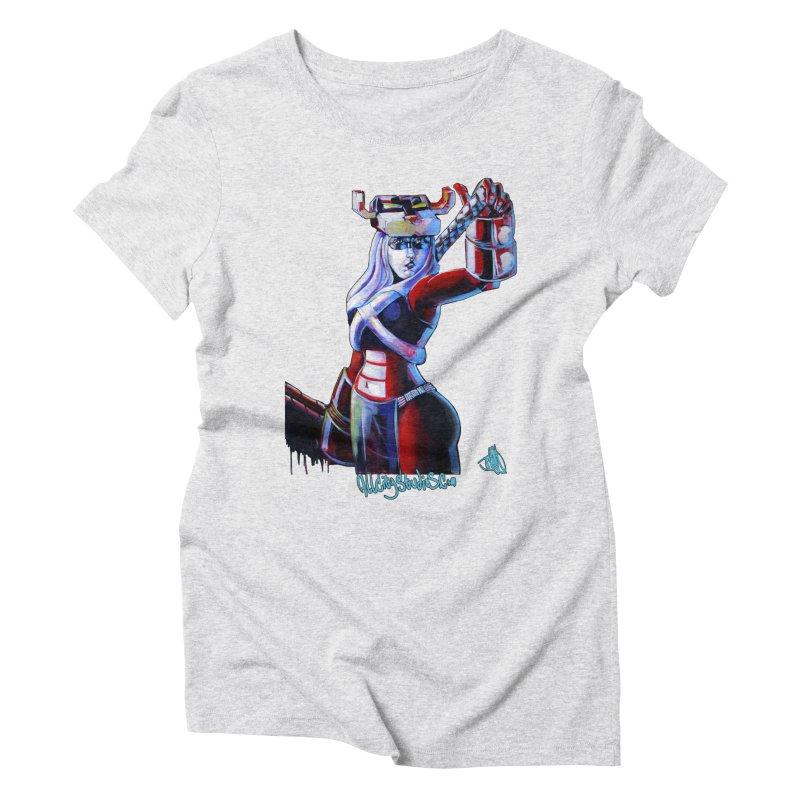 Marauder 1 Women's T-Shirt by All City Emporium's Artist Shop