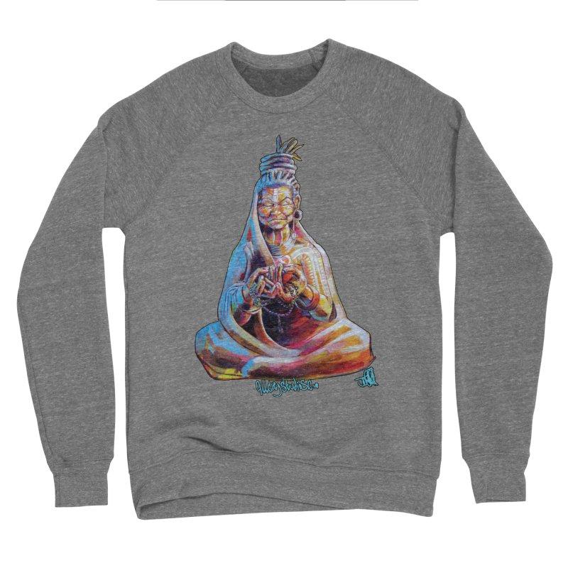 4 moms Men's Sponge Fleece Sweatshirt by All City Emporium's Artist Shop