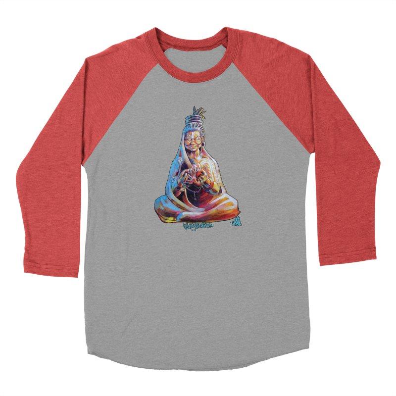 4 moms Men's Baseball Triblend Longsleeve T-Shirt by All City Emporium's Artist Shop