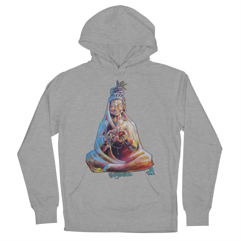 4 moms Women's French Terry Pullover Hoody by All City Emporium's Artist Shop