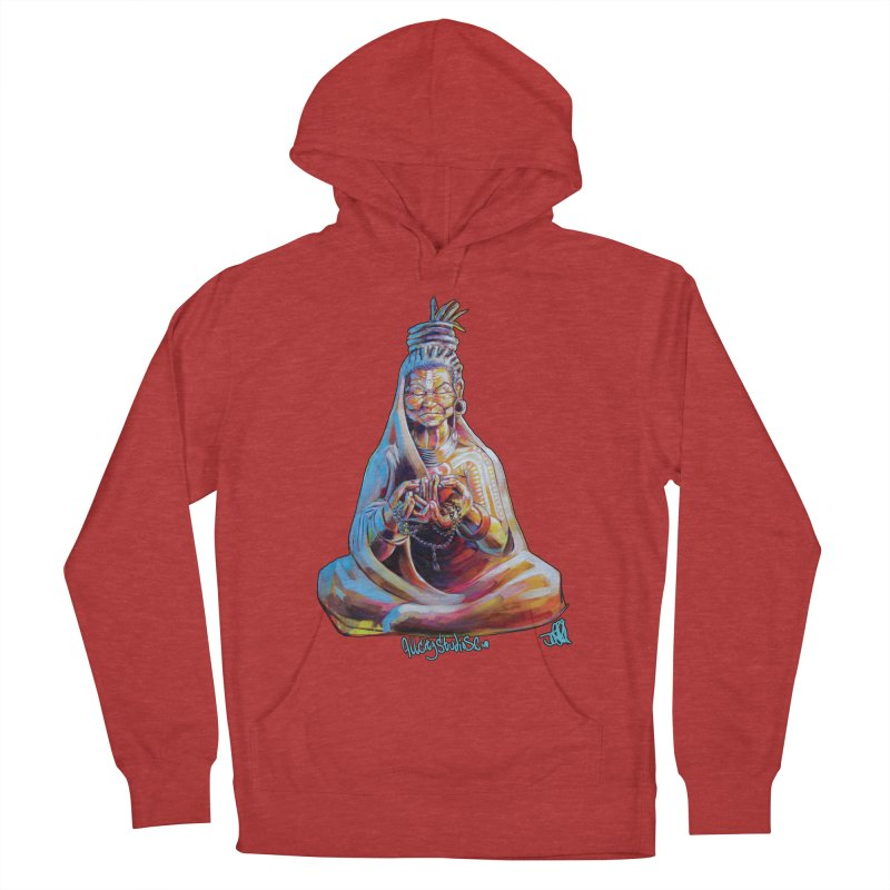4 moms Men's French Terry Pullover Hoody by All City Emporium's Artist Shop
