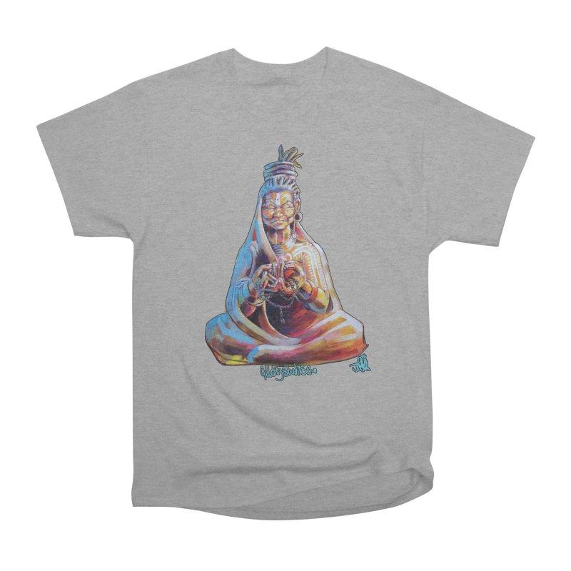 4 moms Men's Heavyweight T-Shirt by All City Emporium's Artist Shop