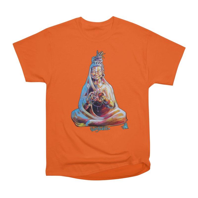 4 moms Women's Heavyweight Unisex T-Shirt by All City Emporium's Artist Shop