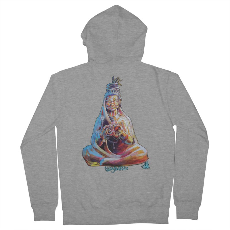 4 moms Women's French Terry Zip-Up Hoody by All City Emporium's Artist Shop