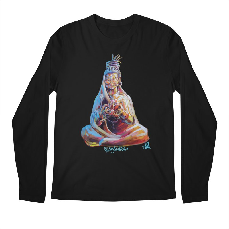 4 moms Men's Regular Longsleeve T-Shirt by All City Emporium's Artist Shop