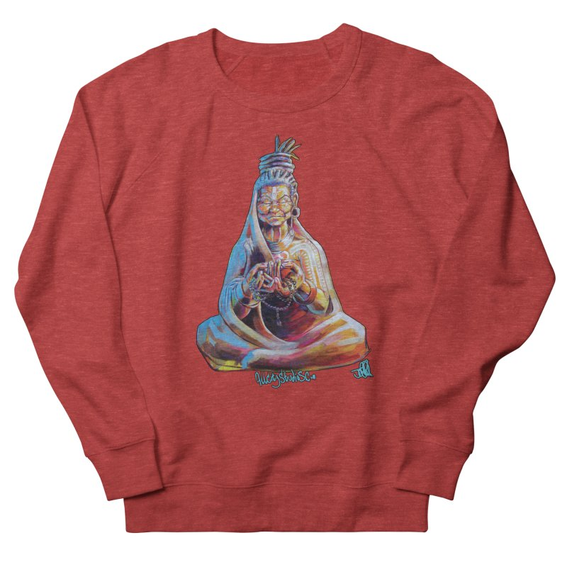 4 moms Men's French Terry Sweatshirt by All City Emporium's Artist Shop