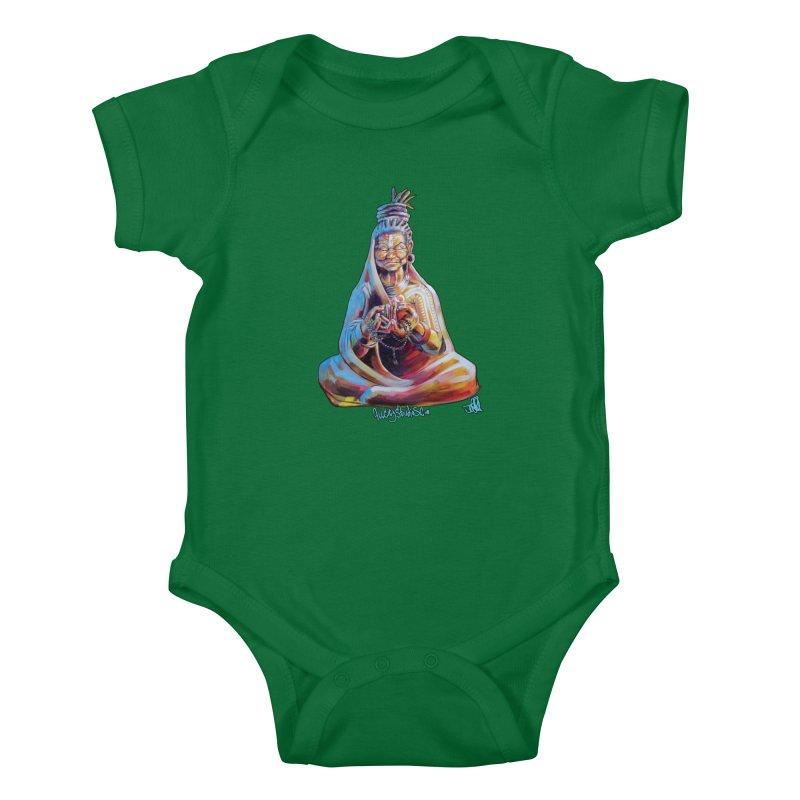 4 moms Kids Baby Bodysuit by All City Emporium's Artist Shop