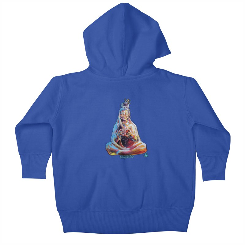 4 moms Kids Baby Zip-Up Hoody by allcityemporium's Artist Shop
