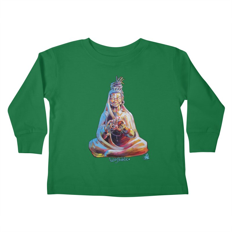 4 moms Kids Toddler Longsleeve T-Shirt by All City Emporium's Artist Shop