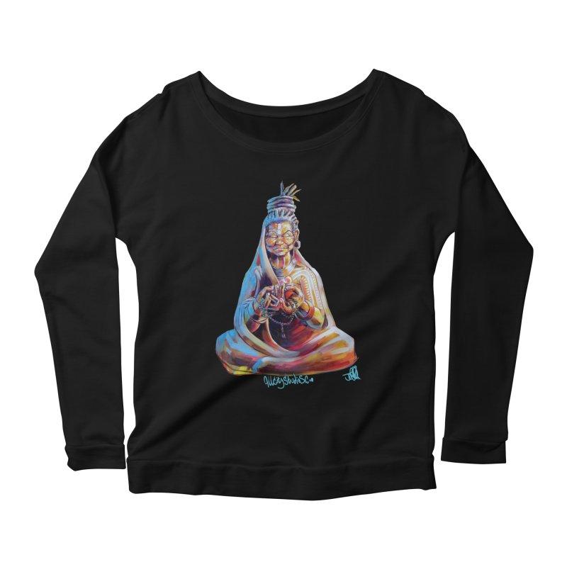 4 moms Women's Scoop Neck Longsleeve T-Shirt by allcityemporium's Artist Shop