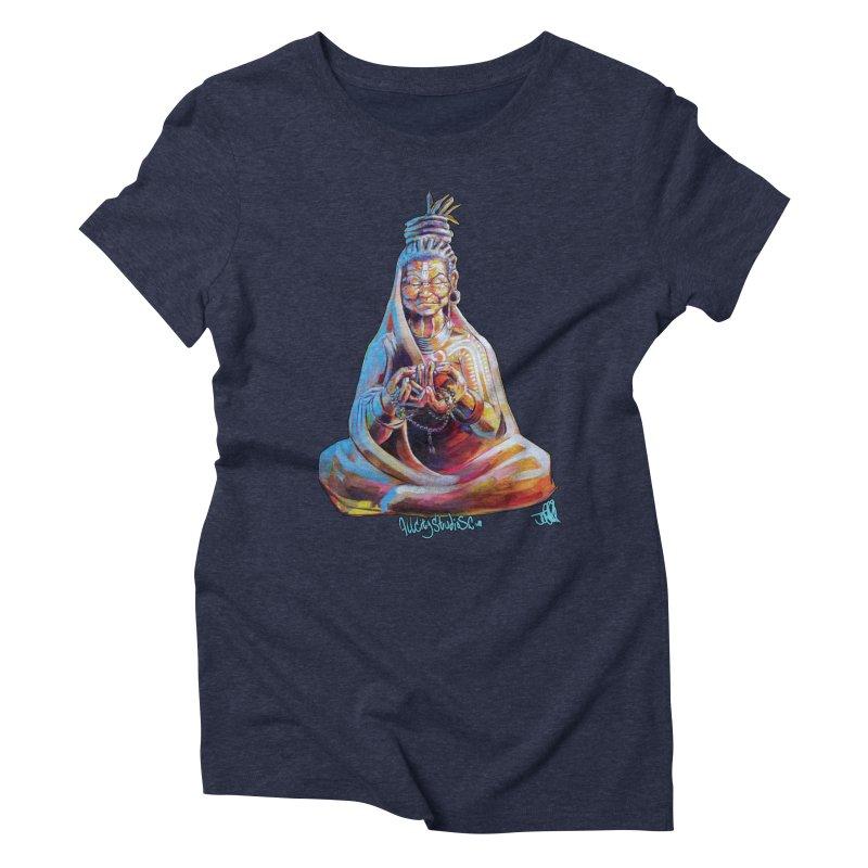 4 moms Women's Triblend T-Shirt by All City Emporium's Artist Shop