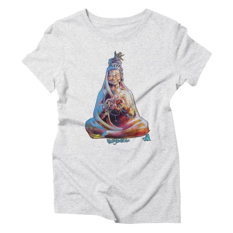 4 moms Women's Triblend T-Shirt by All City Emporium's Artist Shop