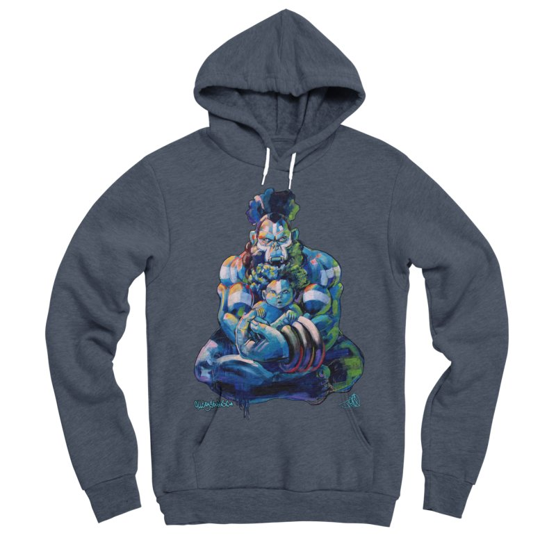 Daddy, Don'tcha know things go in cycles? Men's Sponge Fleece Pullover Hoody by All City Emporium's Artist Shop