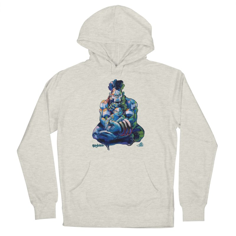 Daddy, Don'tcha know things go in cycles? Women's French Terry Pullover Hoody by All City Emporium's Artist Shop