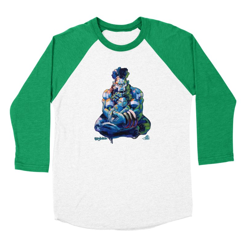 Daddy, Don'tcha know things go in cycles? Men's Baseball Triblend Longsleeve T-Shirt by All City Emporium's Artist Shop