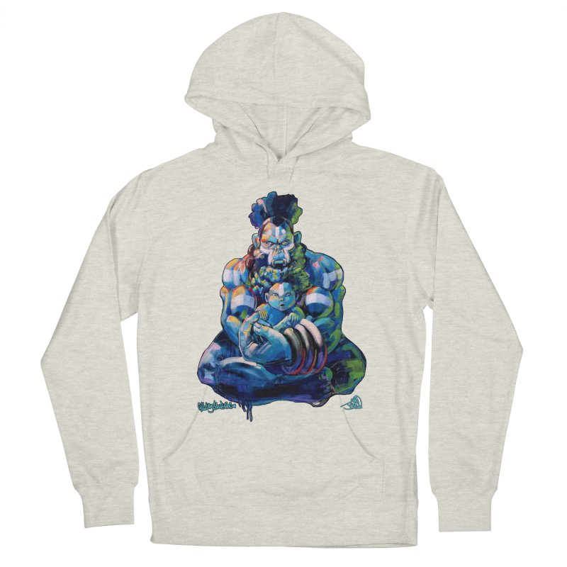 Daddy, Don'tcha know things go in cycles? Men's French Terry Pullover Hoody by All City Emporium's Artist Shop