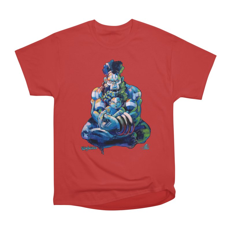 Daddy, Don'tcha know things go in cycles? Men's Heavyweight T-Shirt by All City Emporium's Artist Shop
