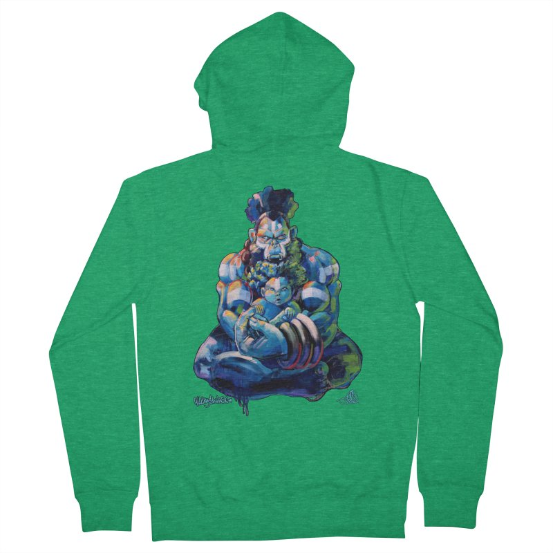 Daddy, Don'tcha know things go in cycles? Women's Zip-Up Hoody by All City Emporium's Artist Shop