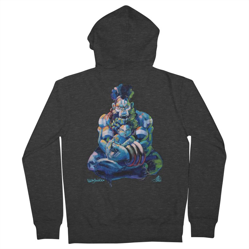Daddy, Don'tcha know things go in cycles? Women's French Terry Zip-Up Hoody by All City Emporium's Artist Shop