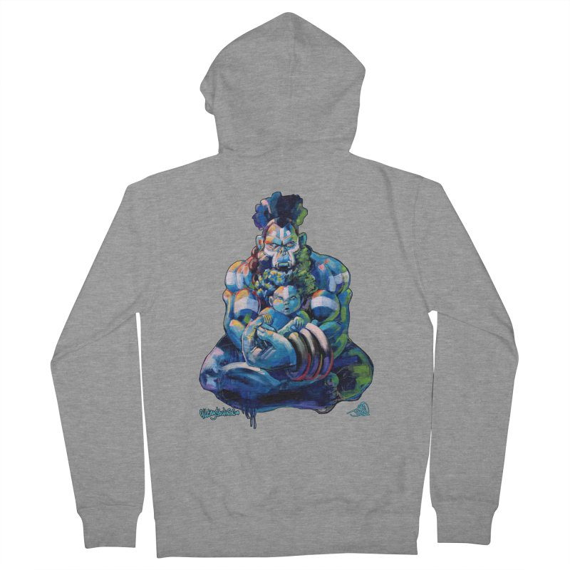Daddy, Don'tcha know things go in cycles? Women's French Terry Zip-Up Hoody by allcityemporium's Artist Shop