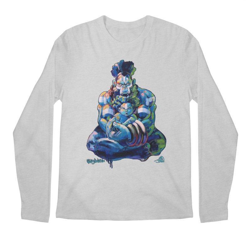 Daddy, Don'tcha know things go in cycles? Men's Regular Longsleeve T-Shirt by All City Emporium's Artist Shop