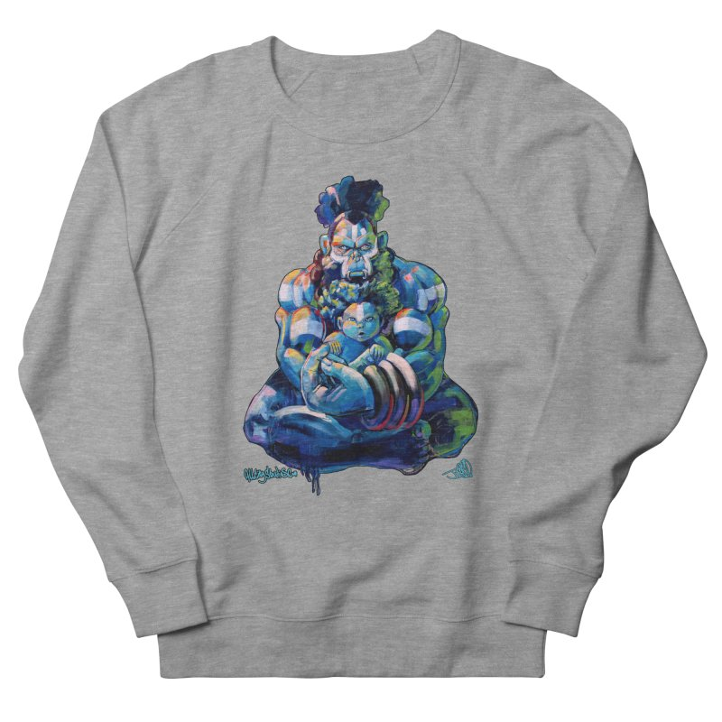 Daddy, Don'tcha know things go in cycles? Women's French Terry Sweatshirt by All City Emporium's Artist Shop