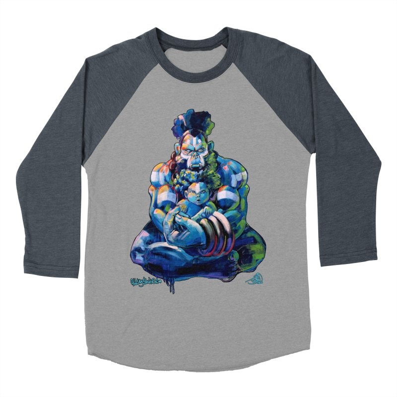 Daddy, Don'tcha know things go in cycles? Women's Baseball Triblend Longsleeve T-Shirt by All City Emporium's Artist Shop