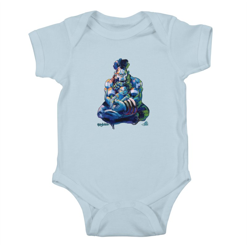 Daddy, Don'tcha know things go in cycles? Kids Baby Bodysuit by allcityemporium's Artist Shop