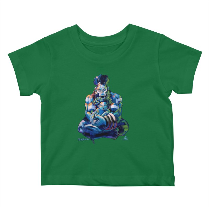Daddy, Don'tcha know things go in cycles? Kids Baby T-Shirt by All City Emporium's Artist Shop