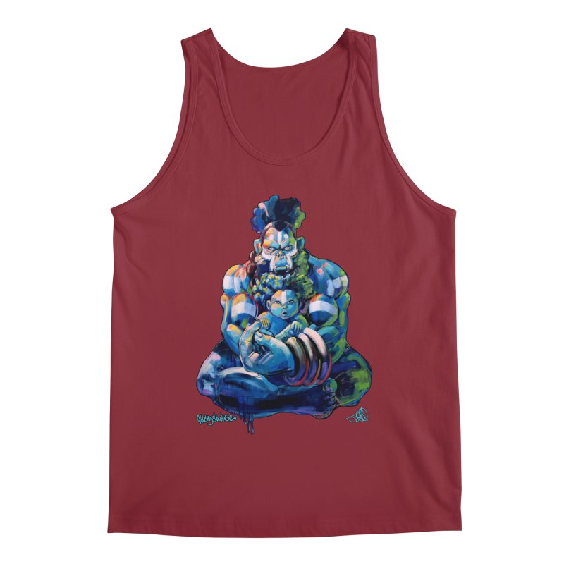 Daddy, Don'tcha know things go in cycles? Men's Regular Tank by All City Emporium's Artist Shop