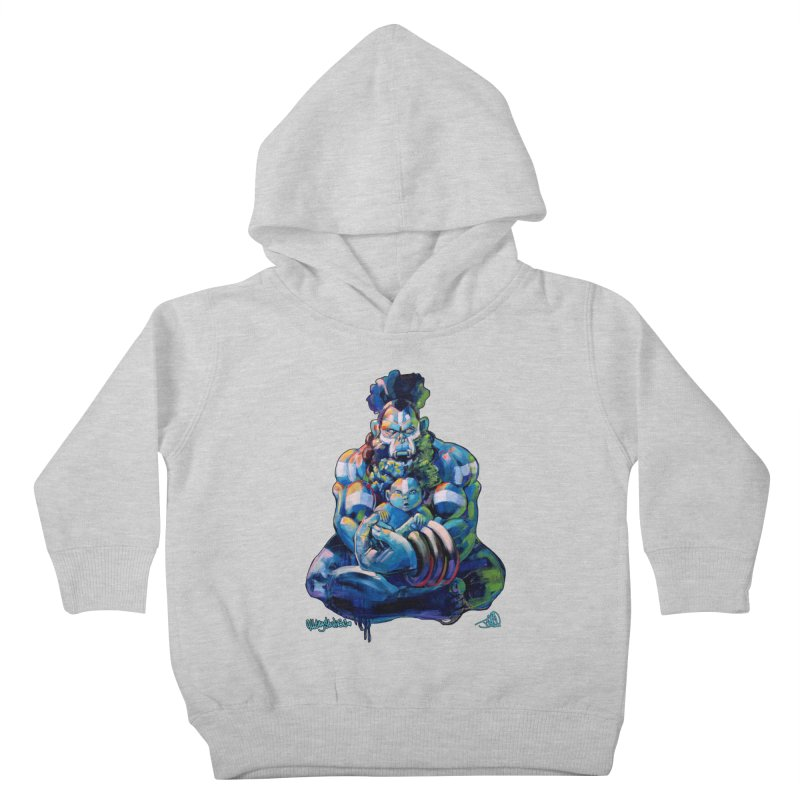 Daddy, Don'tcha know things go in cycles? Kids Toddler Pullover Hoody by allcityemporium's Artist Shop