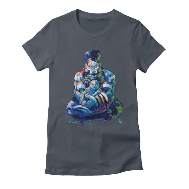 Daddy, Don'tcha know things go in cycles? Women's T-Shirt by All City Emporium's Artist Shop