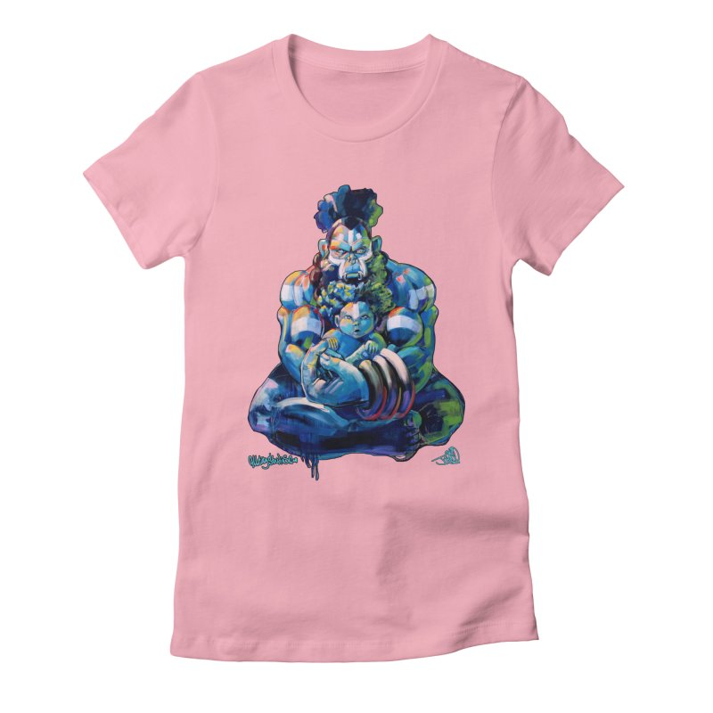 Daddy, Don'tcha know things go in cycles? Women's Fitted T-Shirt by allcityemporium's Artist Shop