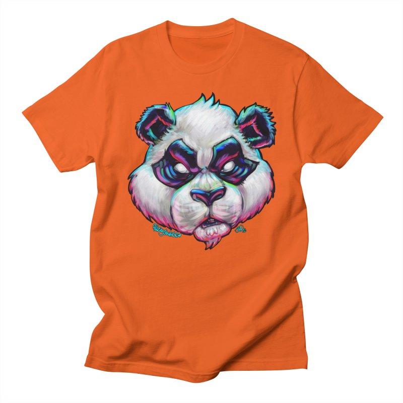Portrait of  the artist Men's Regular T-Shirt by All City Emporium's Artist Shop