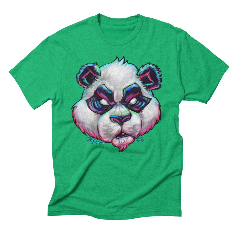 Portrait of  the artist Men's Triblend T-Shirt by All City Emporium's Artist Shop
