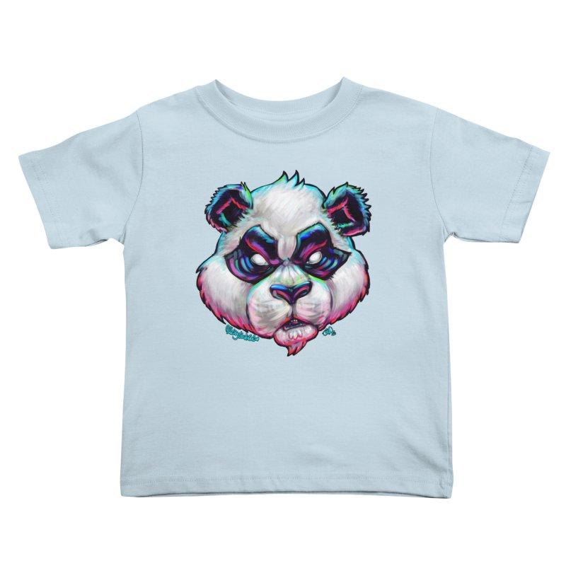 Portrait of  the artist Kids Toddler T-Shirt by All City Emporium's Artist Shop