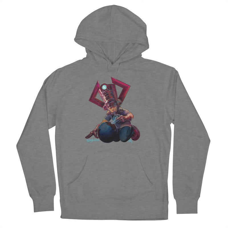 Playing with my food Women's Pullover Hoody by All City Emporium's Artist Shop
