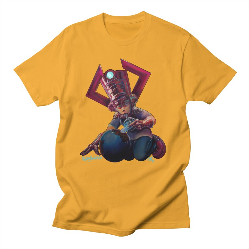 Playing with my food Men's Regular T-Shirt by All City Emporium's Artist Shop