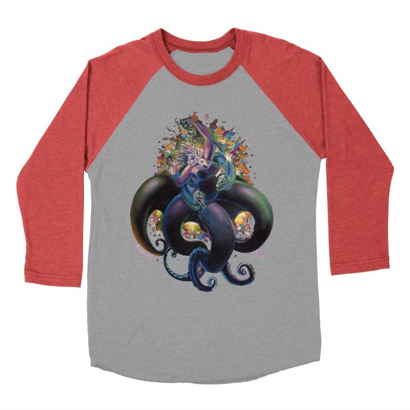 Sea witch Men's Longsleeve T-Shirt by All City Emporium's Artist Shop