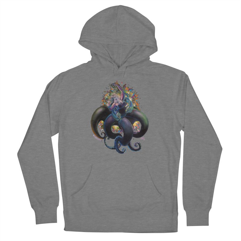 Sea witch Women's Pullover Hoody by All City Emporium's Artist Shop