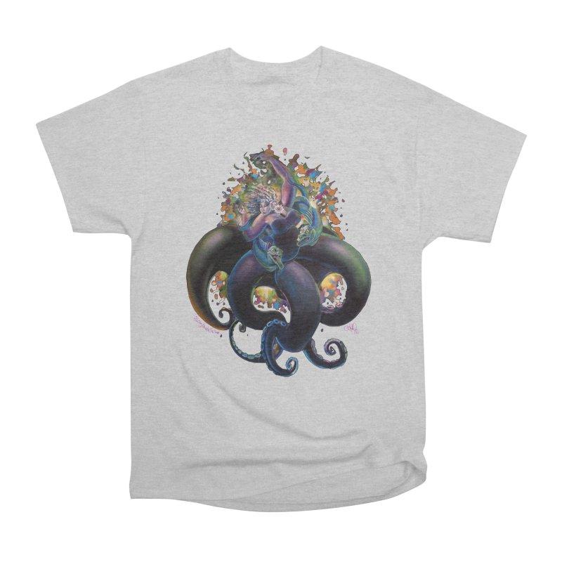 Sea witch Men's Heavyweight T-Shirt by All City Emporium's Artist Shop