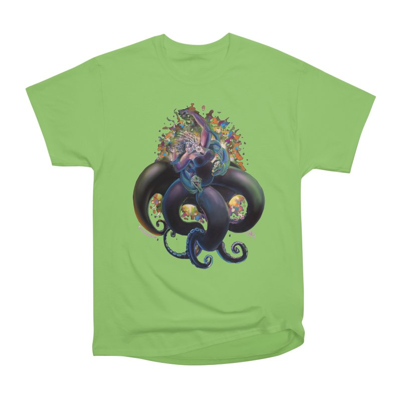 Sea witch Men's Heavyweight T-Shirt by All City Emporium's Artist Shop