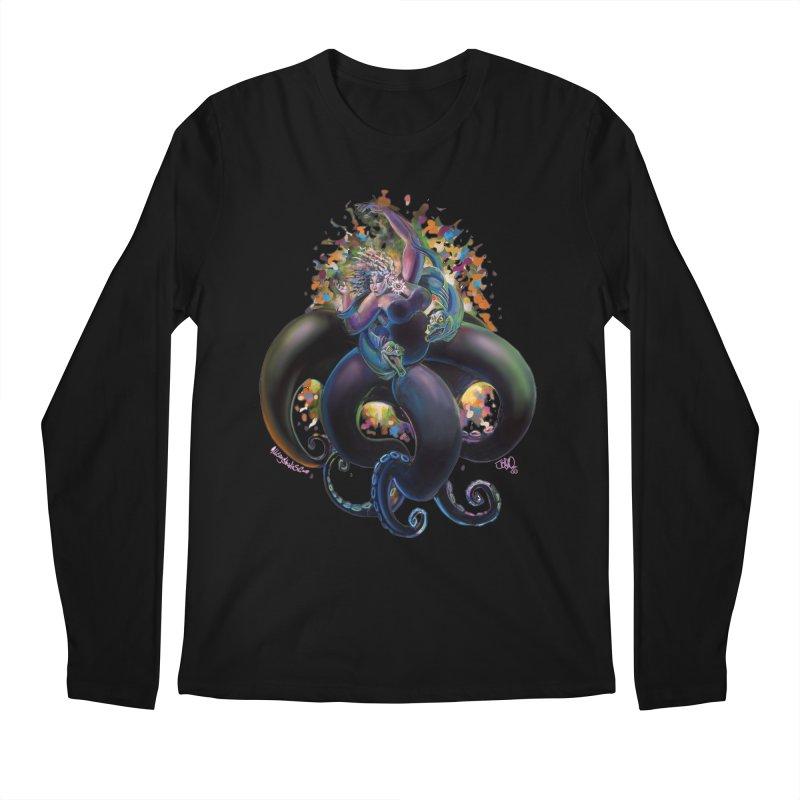 Sea witch Men's Regular Longsleeve T-Shirt by All City Emporium's Artist Shop