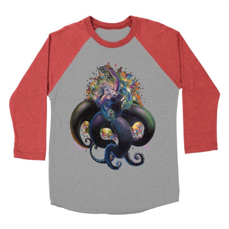 Sea witch Women's Longsleeve T-Shirt by All City Emporium's Artist Shop