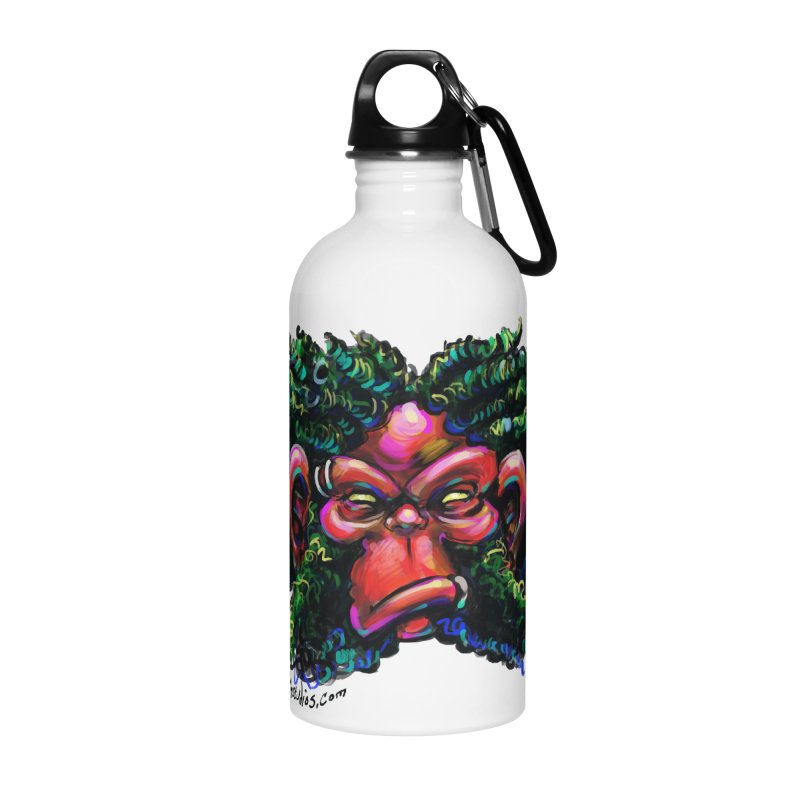 Trolligai Accessories Water Bottle by All City Emporium's Artist Shop