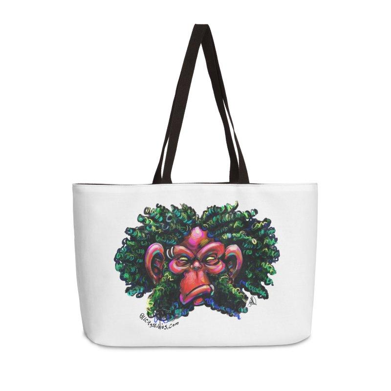 Trolligai Accessories Weekender Bag Bag by All City Emporium's Artist Shop