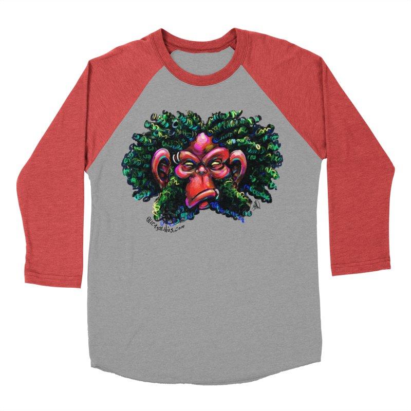 Trolligai Women's Baseball Triblend Longsleeve T-Shirt by All City Emporium's Artist Shop