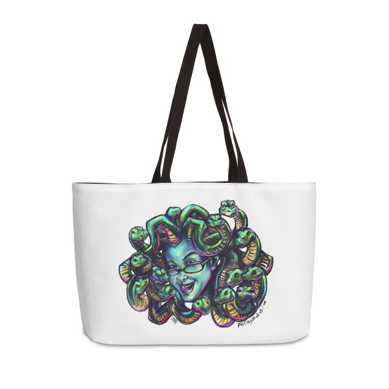 Medusa Accessories Bag by All City Emporium's Artist Shop
