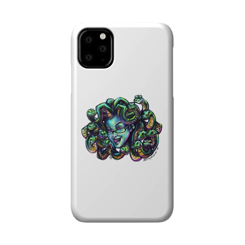 Medusa Accessories Phone Case by All City Emporium's Artist Shop