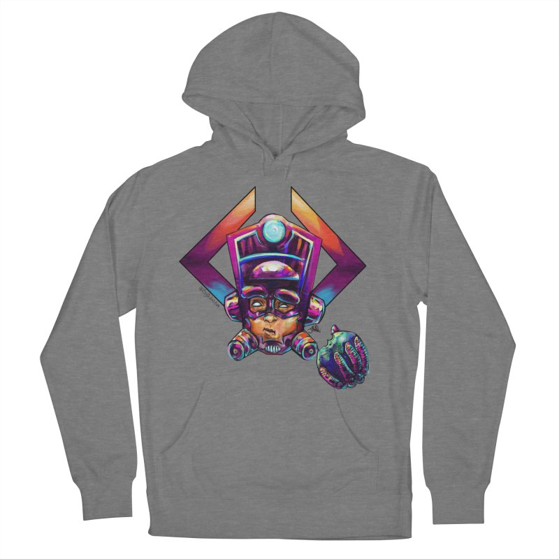 Jagolactus Women's French Terry Pullover Hoody by All City Emporium's Artist Shop